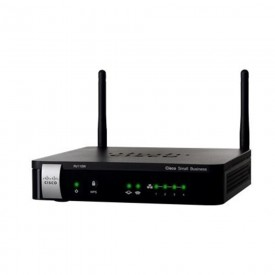 Cisco Wireless-N VPN Firewall - RV110W-E-G5-K9